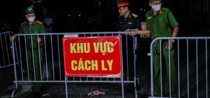 CPJ – Two journalists detained on anti-state charges in Vietnam