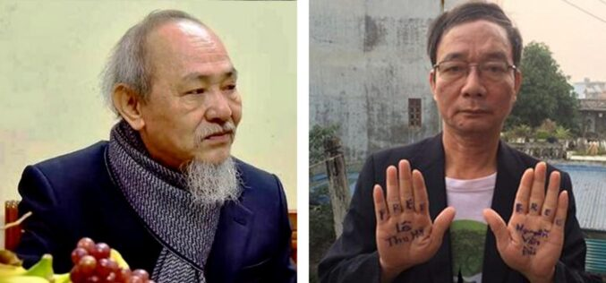 RFS – Vietnam arrests two leading members of independent journalists group